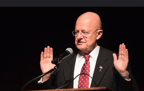 James Clapper, spionnenbaas VS