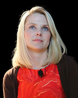 Yahoo-chef Marissa Mayer