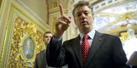 Senator Rand Paul (Rep)