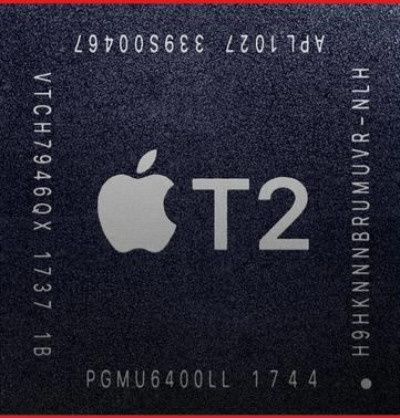 T2-chip van Apple