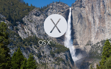 Yosemite van Apple