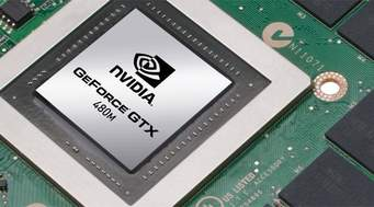 Grafische processor Nvidia