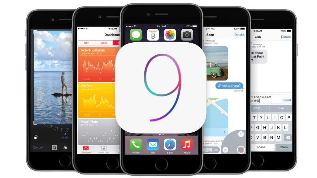 iOS 9 van Apple