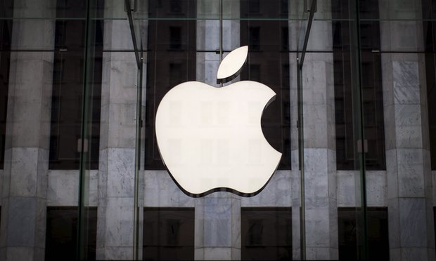 Apple en iPhone voor rechter